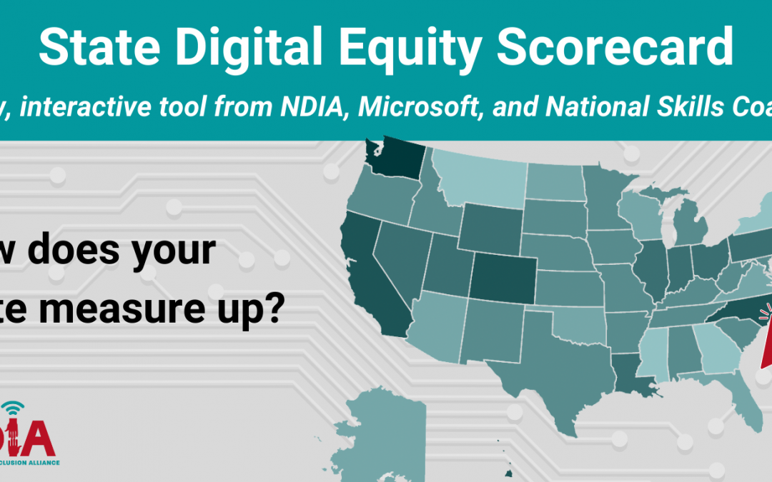 Digital Equity Scorecard Provides Fresh Look at State Efforts