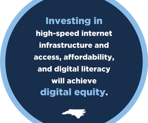 North Carolina Launches Country's First Office of Digital Equity and Literacy