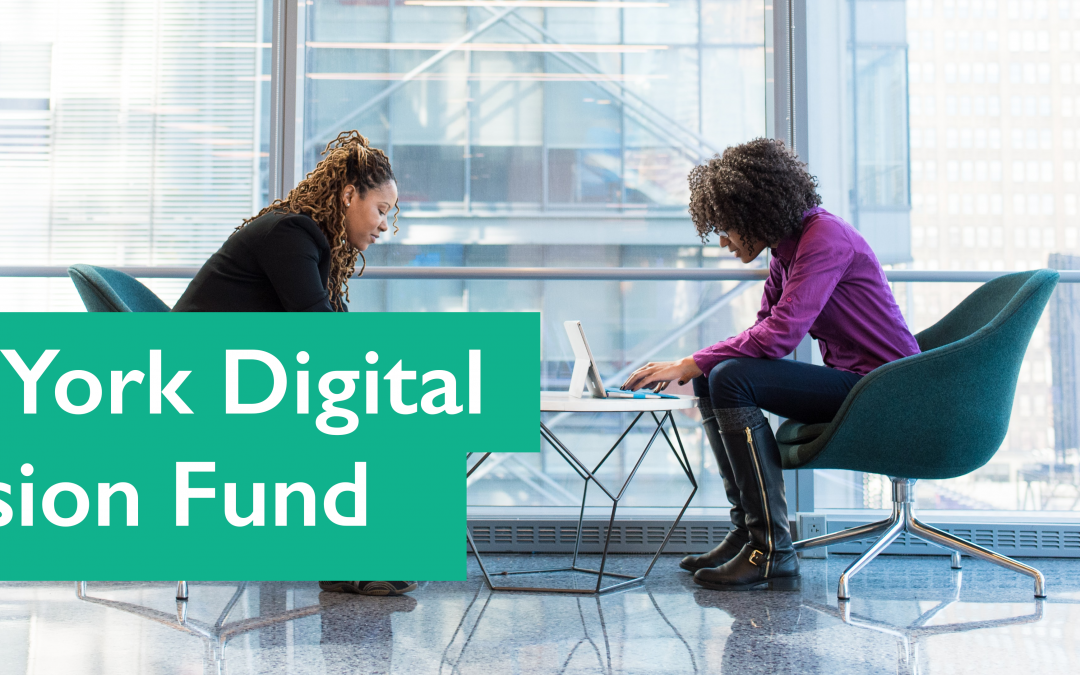 New York Digital Inclusion Fund Opens Requests for Proposals