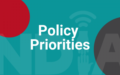 NDIA Releases Our First-Ever Policy Priorities